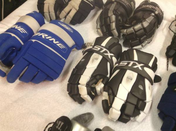 best youth lacrosse gloves kids brine stx warrior glove