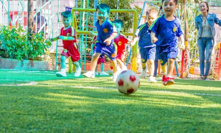 Best Sports for 5 Year Olds