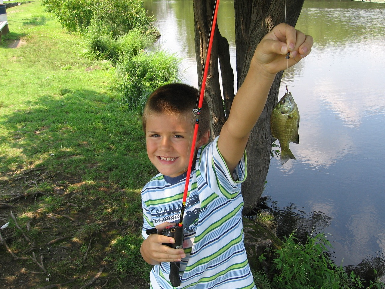 My junior all star online resource for youth sports tips for Kids fishing gear