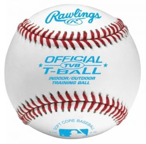 Rawlings soft core t-balls