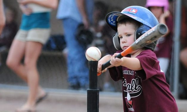 Find the Best T Ball Set for Toddlers and Up