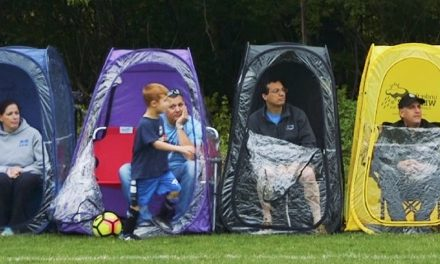 The Best Sports Pod Pop Up Tent