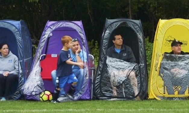 The Best Sports Pod Tents