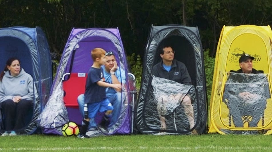 The Best Pop-up Sports Tents