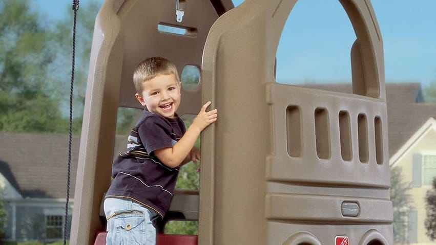 5313b20900f105 Step2 Climber and Slide Review - My Junior All Star
