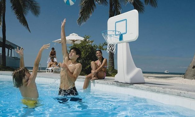 7 Great Swimming Pool Basketball Hoops
