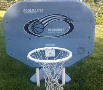 pool basketball hoop poolside goal floating inflatable lifetime dunnrite amazon walmart target
