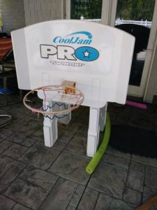 Pool Basketball Hoop Comparison My Junior All Star