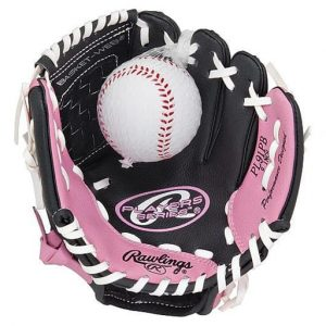 Rawlings Player T Ball Glove for Girls