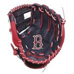 Wilson A200 Youth MLB 10″ Tee Ball Glove in Team Logo Designs