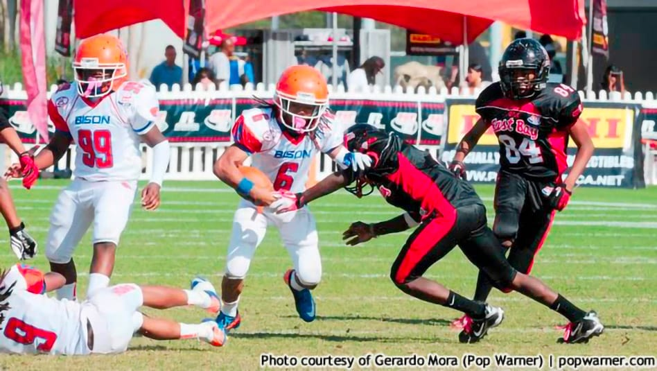 Pop Warner Bans 3 Point Stance in Youngest Divisions