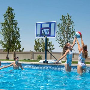 Lifetime Poolside Basketball Hoop