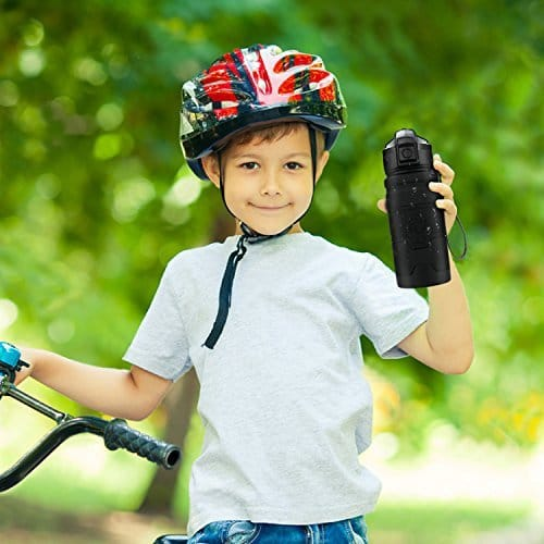 Zorri Sport Water Bottle for Kids