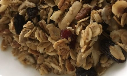 Easy Game Day Granola Recipe