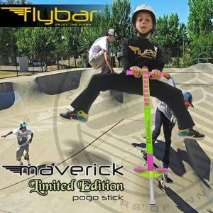Flybar Limited Edition Maverick Pogo Stick